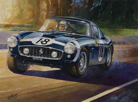 Mike Mate Studios  Automotive Art, Originals & Commissions