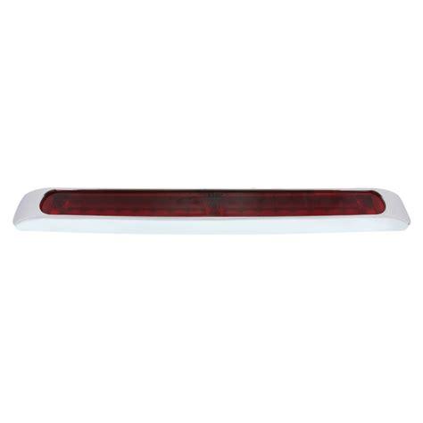 17 quot led light bar with chrome bezel led and lens