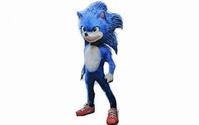 Sonic Hedgehog Render Leaked Sure Something Realistic