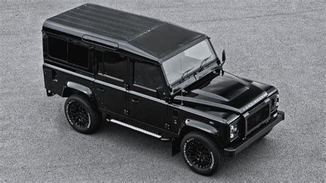 Land Rover Defender 7seater Gets Kahn Custom Touch