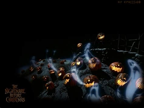 Graveyard Nightmare Before Background Images by Nightmare Before Still Of The