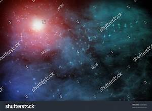 Nebula And Supernova Stock Photo 50243830 : Shutterstock