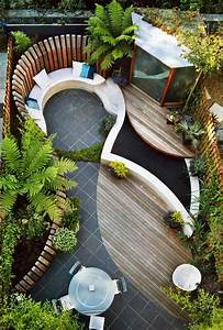 Gartenmöbel Für Kleinen Balkon : idee f r die anordnung bei einem kleinen hof garten balkon pinterest kleine h fe hof ~ Sanjose-hotels-ca.com Haus und Dekorationen