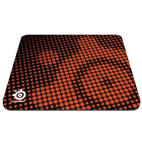tapis de souris steelseries steelseries qck edition limit 233 e heat orange 67279 achat vente tapis de souris sur ldlc be