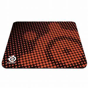 steelseries qck edition limitee heat orange 67279 With tapis de souris personnalisé avec canape enceinte integre