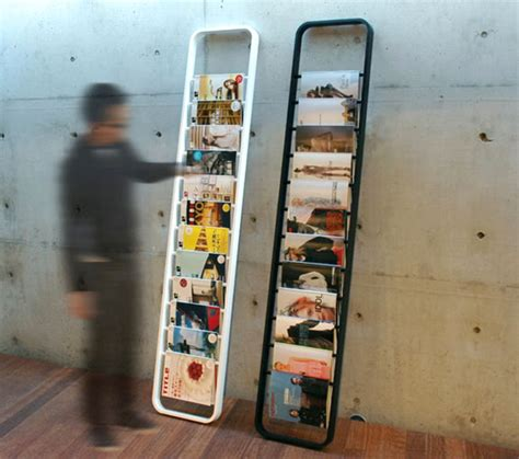 creative  cool magazine holders