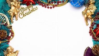 Borders Border Christmas Angels Wallpapers Holiday Angel