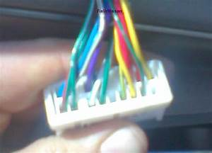 I Need The Order To Place Wires In Drivers Door Switch