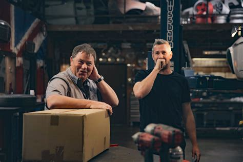 WHEELER DEALERS - New Series Information - The Garage and ...