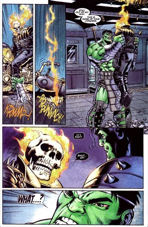GHOST RIDER QUOTES PENANCE STARE image quotes at