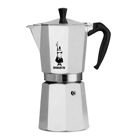 Bialetti   Moka Express Espresso Maker 9 Cup   Peter's of Kensington