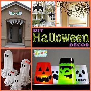 Deco Halloween Diy : halloween party decoration ideas diy ~ Preciouscoupons.com Idées de Décoration