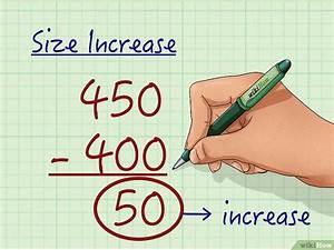 Prozent Steigerung Berechnen : come calcolare un aumento percentuale 8 passaggi ~ Themetempest.com Abrechnung