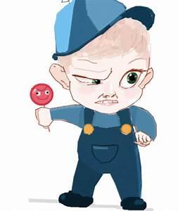 Disgusted face kid by Elsje0 on DeviantArt