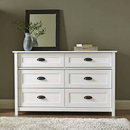 White Dresser In Store by Better Homes And Gardens Lafayette Dresser White Finish