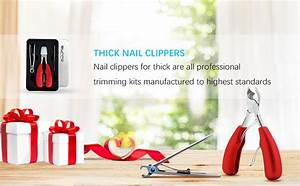 Amazon Com  Thick Toenail Clippers  Large Nail Clippers