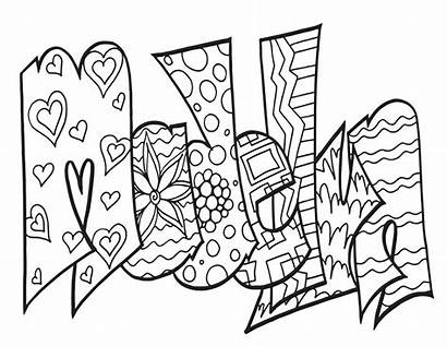 Madelyn Coloring Pages Stevie Printable Custom Doodle