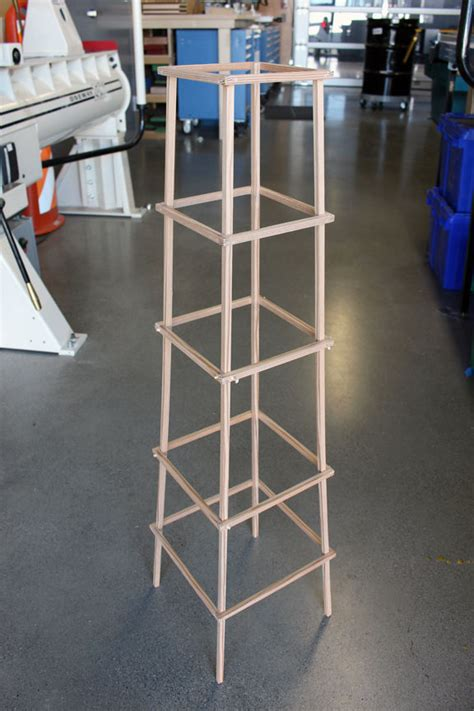 tiny dowel joints  skewers  steps  pictures
