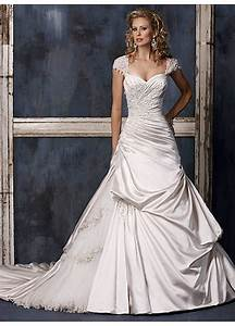 my wedding gown from dressilyme weddingbee With dressilyme wedding dress