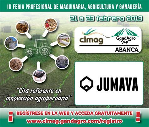Jumava estará presente en la feria Cimag-Gandagro 2019 ...