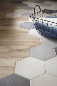 booster sa deco avec un melange parquet carrelage kitchens With mélange parquet carrelage
