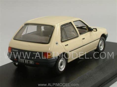 norev Peugeot 205 GL 1988 (Beige) (1/43 scale model)