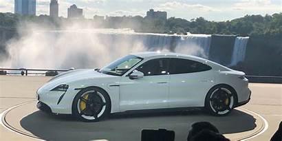 Porsche Taycan Electric Turbo Range Billion Financing