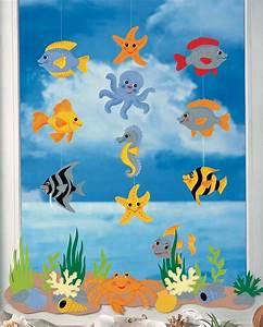 Bastelideen Sommer Kindergarten : basteln sommer kinder google suche fische unterwasser pinterest suche und basteln ~ Frokenaadalensverden.com Haus und Dekorationen