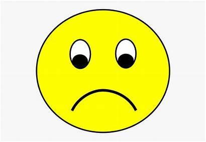 Sad Face Smiley Clipart Clip Crying Emoji