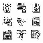 Resume Icons Interview Clipart Transparent Flaticon Person