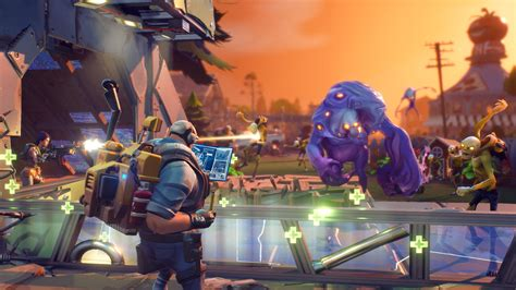 Hands On With Fortnite Epic Games Curious Survival