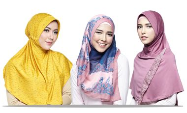 hijab stock jual kerudung model terbaru