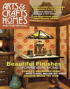 Arts  U0026 Crafts Homes Magazine