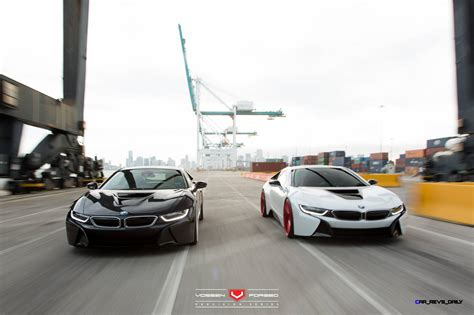 Bmw I8 Duo  Vossen Forged Precision Series ©17618189233o