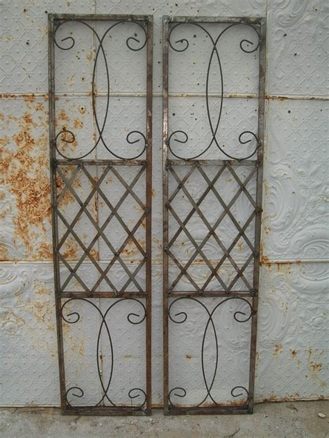 wrought iron skyview exterior window shutters