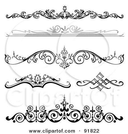 Royaltyfree (rf) Ornamental Clipart, Illustrations