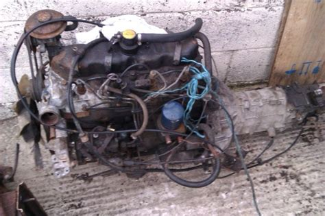 Peugeot Diesel Engine by Peugeot 25 Diesel Engine For Sale For Sale In Galway From