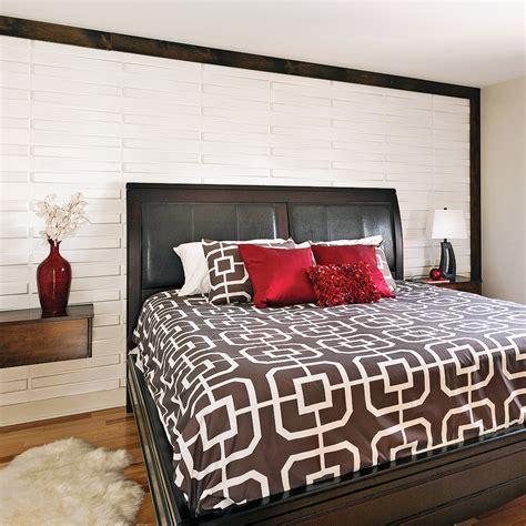 lit pour chambre tête de lit effet 3d pour la chambre chambre