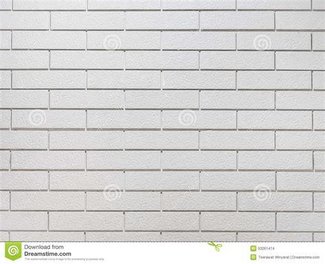 White Brick Tile Wall Background Stock Photo  Image 53261474