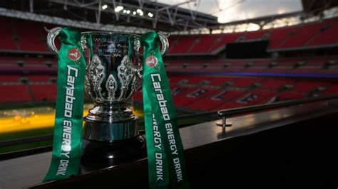 Carabao Cup draw 2019/20: All you need to know about ...