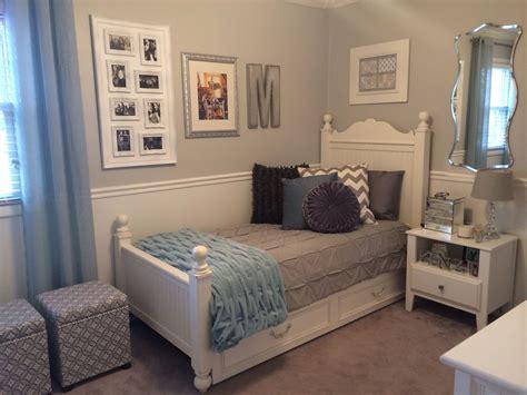 teen girls room walls  sherwin williams passive   home pinterest