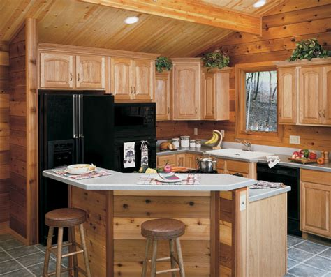 hickory kitchen cabinets 27 best rustic kitchen cabinet ideas and designs for 2017 6726