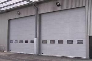 portes sectionnelles industrielles tous les fournisseurs With porte de garage enroulable et porte d atelier en bois
