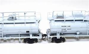Southern Pacific Water Cars In Ho Scale By Albrae Models