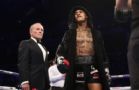 Conor Benn Signs Historic Agreement With Everlast