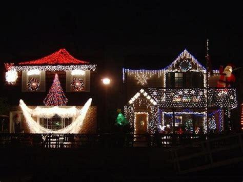 funny christmas decoration lights  pics