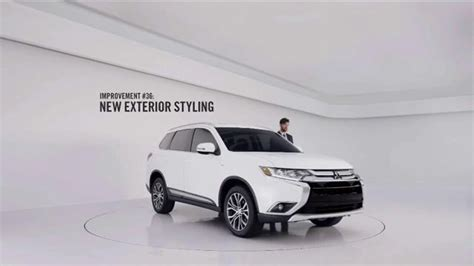 Mitsubishi Outlander Commercial Song by 2016 Mitsubishi Outlander Tv Commercial Style Ispot Tv