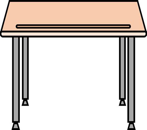 clipart bureau clipart simple desk