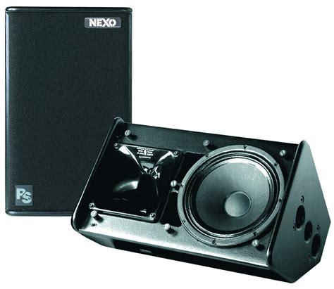Nexo PS10 Passive Speaker   Audio Visual Events Hire Sydney
