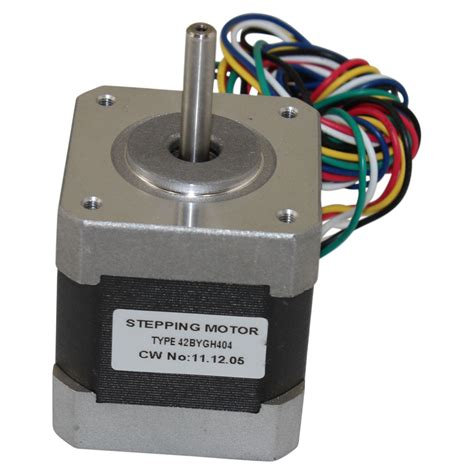 Nema Stepper Motor Wire Bygh